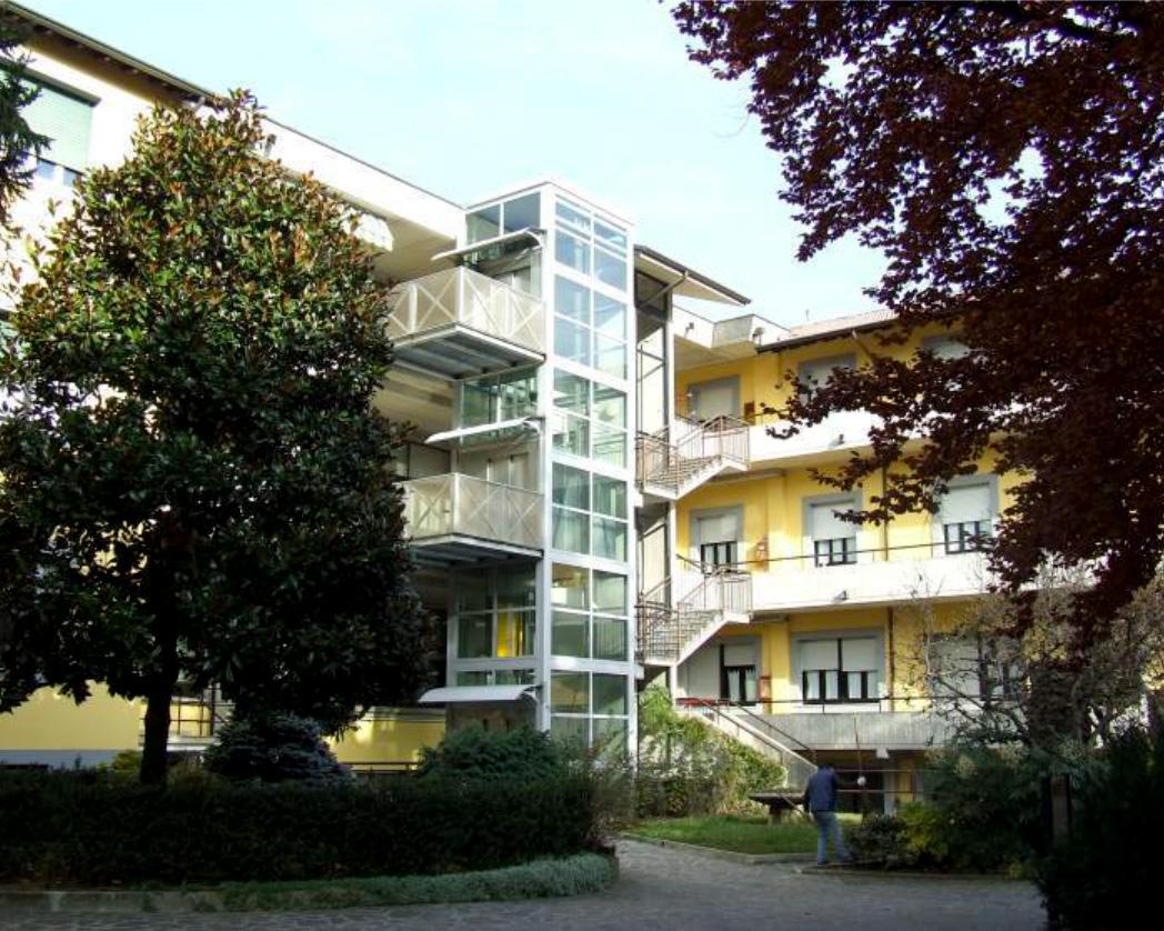 RSA Zogno - Struttura residenziale