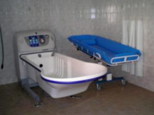 RSA Val Brembilla - Struttura residenziale - Bagni assistiti